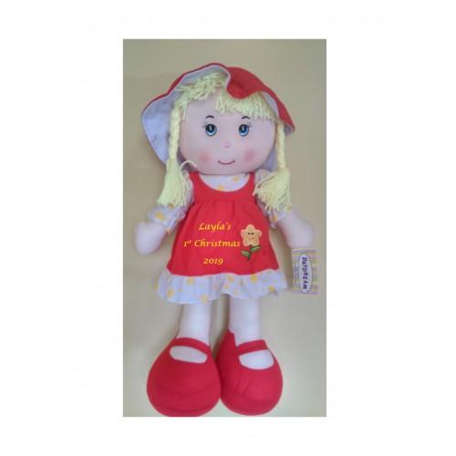 Large Rosie Rag Doll 60 cm