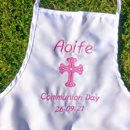 Communion Apron Filigree