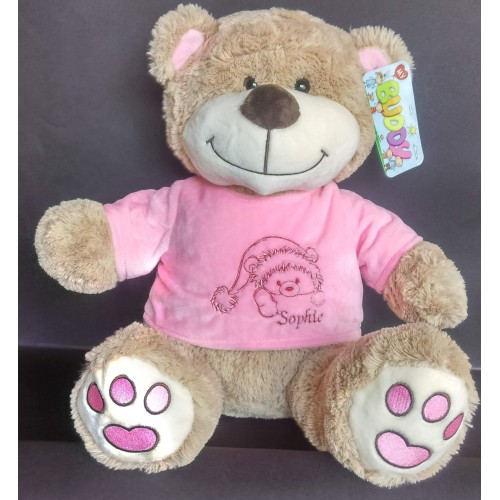 Billie Bear pink only