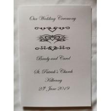 Celtic Booklet Cover