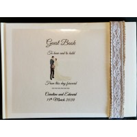 To have and to hold guest book
