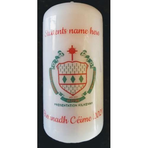 School crest graduation 2021 Irish version