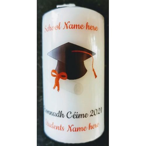 Graduation Cap 2021 Irish version