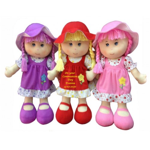 Rosie Rag Doll Communion