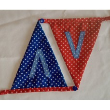 Spotted bunting V