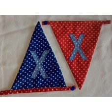 Spotted bunting X