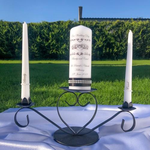Celtic Candle Unity Set