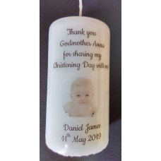 Christening Thank you          Add a photo