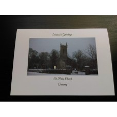 Upload your photo to create your own unique pack of 10 Christmas cards and envelopes.