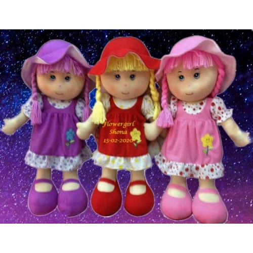 Rosie Rag Doll Flowergirl