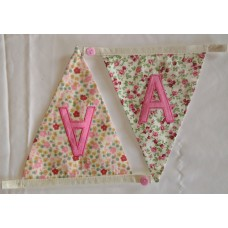 Floral bunting A