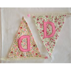 Floral bunting D