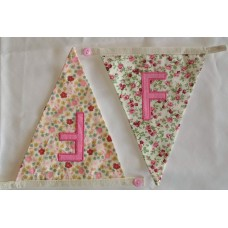 Floral bunting F