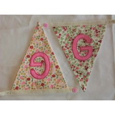 Floral bunting G