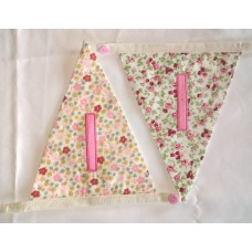 Floral bunting I