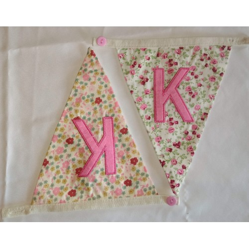 Floral bunting K