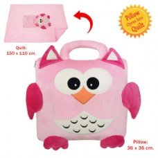 Owl Quillow