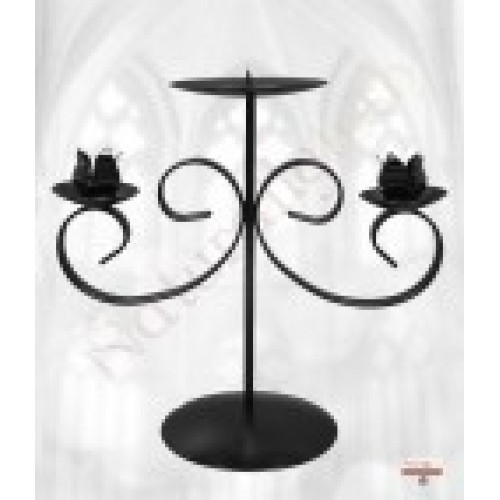 Tall unity candle holder